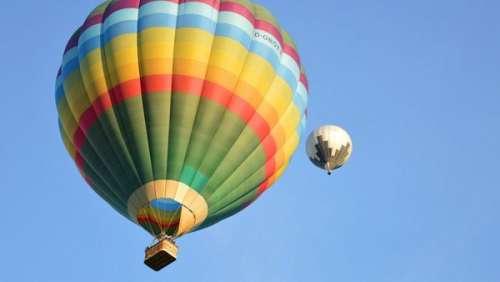Panique en montgolfière ! Le pilote fait une chute mortelle en plein vol