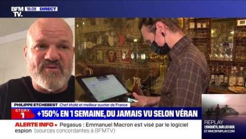 Philippe Etchebest ulcéré : cette décision brutale qui le fait une nouvelle fois sortir de ses gonds