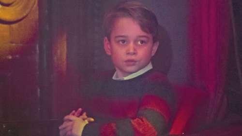 Prince George a 8 ans : sa mère, Kate Middleton, dévoile un cliché inédit du petit garçon