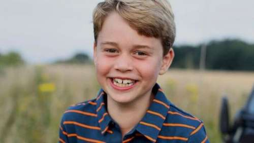 Prince George fête ses 8 ans : ce discret hommage au prince Philip caché dans sa dernière photo
