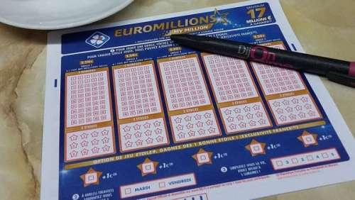 Euromillions : un mystérieux gagnant à un million d'euros activement recherché !