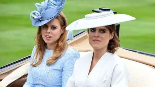 Eugenie et Beatrice d'York stupéfaites et choquées par le nouveau dessein du prince Harry
