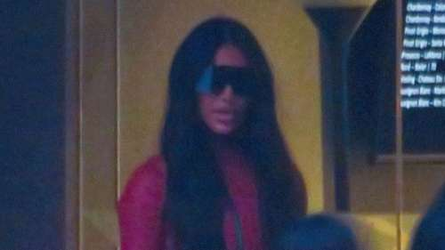Kim Kardashian : Kanye West chante qu'il a
