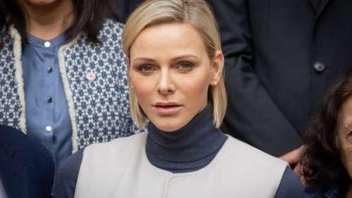 Charlène de Monaco victime d'une