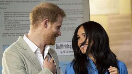 Harry et Meghan : ce soutien affiché du couple Sussex qui remet de l'huile sur le feu