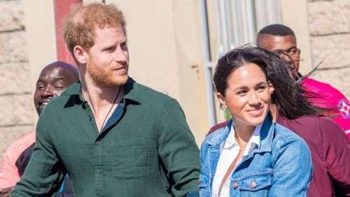 Prince Harry : son apparition insolite dans la dernière vidéo de Meghan Markle pour ses 40 ans