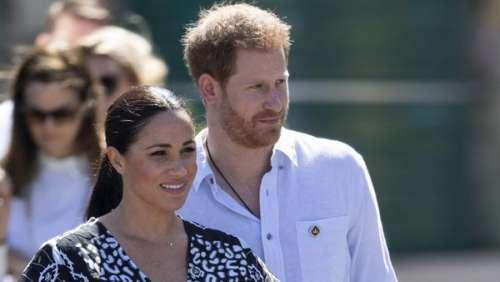 Prince Harry : cette crainte qu'il avait pour la vidéo des 40 ans de Meghan Markle