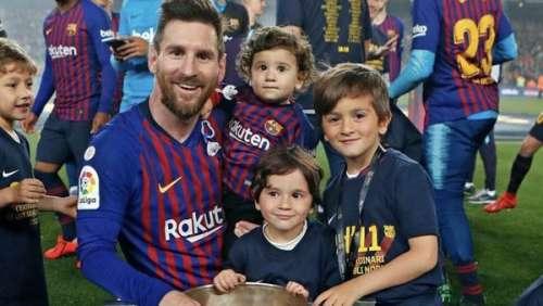 Lionel Messi au PSG : qui sont ses enfants ?