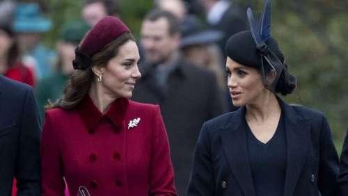 Vers une réconciliation ? Meghan Markle et Kate Middleton sont