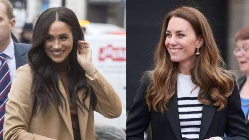 Meghan Markle et Kate Middleton : ce projet commun sur lequel elles collaboreraient