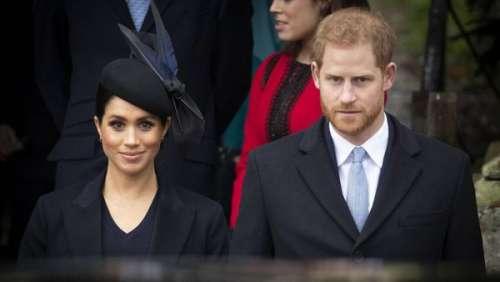 Le prince Harry et Meghan Markle accusés de se faire de la pub en réagissant au chaos afghan