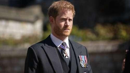 Prince Harry : pourquoi il n'avait pris qu'un aller-simple pour son retour à l'occasion des funérailles du prince Philip