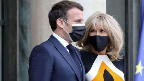 Brigitte et Emmanuel Macron : le couple présidentiel accro l'un à l'autre !