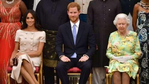 Elizabeth II : cette attaque contre Meghan Markle et le prince Harry qu'elle aurait ordonnée