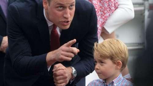Kate Middleton vend la mèche ! Elle dévoile le surnom que donne le Prince George à son père William