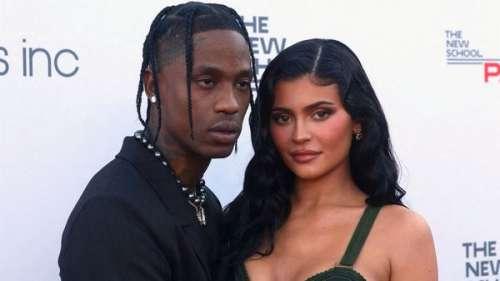 Kylie Jenner et Travis Scott : ce cadeau surréaliste qu'ils ont offert à leur fille Stormi