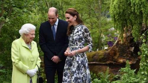 Prince William et Kate Middleton : ils veulent déménager pour se rapprocher de la Reine !