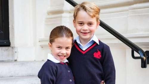 Prince Louis, prince George et princesse Charlotte : pourquoi ne verra-t-on pas de photos de leur rentrée ?