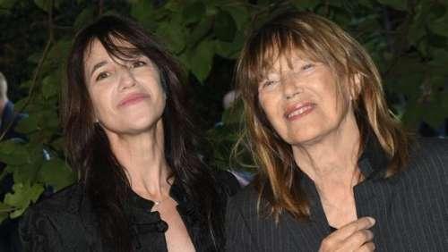 Jane Birkin victime d'un AVC : Charlotte Gainsbourg évoque l'état de santé de sa mère