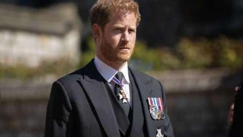 Le prince Harry associé à un projet officiel de la famille royale, grande première depuis le Megxit !