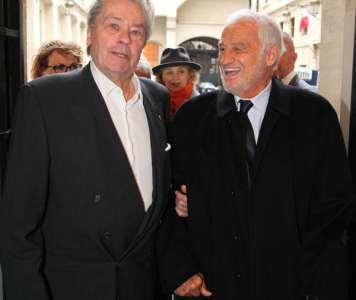 Hommage à Jean-Paul Belmondo : Alain Delon finalement présent aux obsèques ?