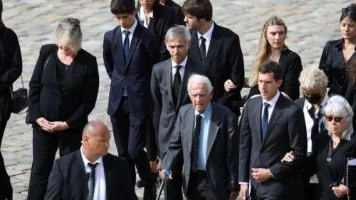 Jean-Paul Belmondo : le touchant clin d'oeil de son fils Paul le jour de ses obsèques
