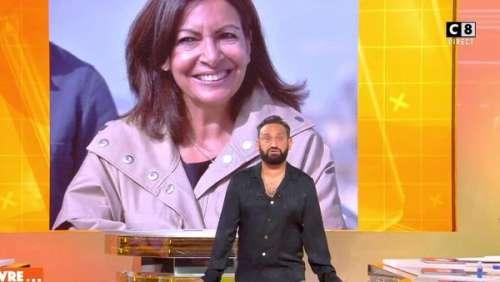 Cyril Hanouna prêt à faire la paix avec Anne Hidalgo ?