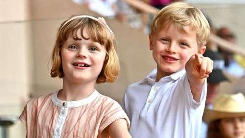 Gabriella de Monaco : la petite fille apparaît en fauteuil roulant sur des photos partagées par Charlene