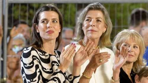 Charlotte Casiraghi et Caroline de Monaco : sortie mère-fille avec Jacques et Gabriella