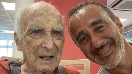 Elie Semoun en deuil : son hommage déchirant à son père décédé il y a un an