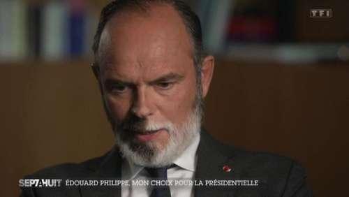 Edouard Philippe : les larmes aux yeux, l'ancien Premier ministre évoque son pire souvenir à Matignon (vidéo)