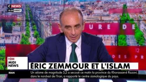 Eric Zemmour : son hommage surprise très limite à Jamel Debbouze