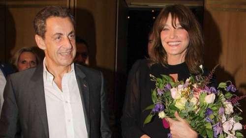 Carla Bruni : folle amoureuse de Nicolas Sarkozy, elle dévoile un cliché attendrissant et surprenant de leur tête-à-tête