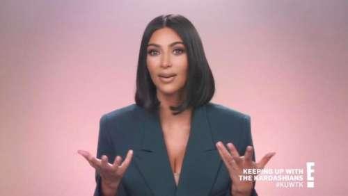 Kim Kardashian au Met Gala : ce look flippant et hors sol qui a manqué de la faire tomber !