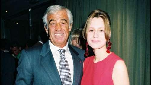 Luana Belmondo métamorphosée : cette photo souvenir incroyable avec son beau-père Jean-Paul Belmondo