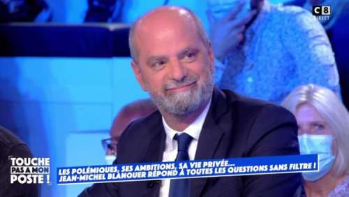Jean-Michel Blanquer barbu : le ministre de l'Education explique son changement de look remarqué