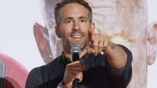 Ryan Reynolds : ce geste magnifique pour une fan atteinte d'un cancer