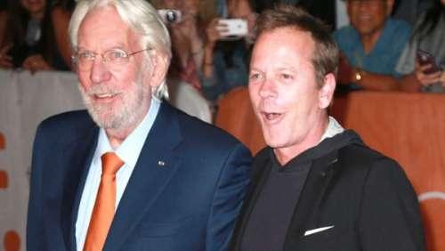 Kiefer Sutherland : ses confidences sans langue de bois sur sa haine passée envers son père