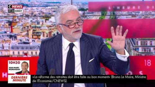 """""""Une déflagration"""" !PascalPraud, roi du teasing, évoque un sondage choc sur Eric Zemmour"""