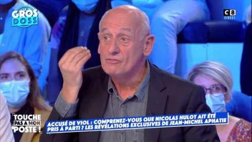 Nicolat Hulot accusé de viol : Jean-Michel Aphatie s'en prend violemment à Emmanuel Macron et Marlène Schiappa dans TPMP