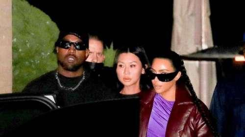 Kim Kardashian : la star n'est pas sûre de son divorce avec Kanye West