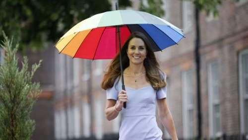 Kate Middleton est arrivée à Paris, sa première visite officielle depuis le début de la pandémie