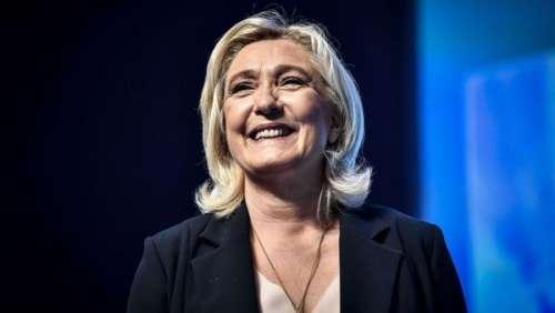 Eric Zemmour candidat en 2022 ? L'appel plein d'ironie de Marine Le Pen