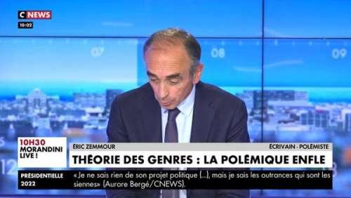 Eric Zemmour dérape : cette comparaison odieuse à propos de Jean-Michel Blanquer