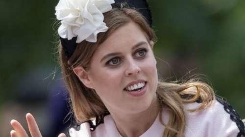 Princesse Beatrice maman : sa petite Sienna, trois semaines, fait une première sortie publique
