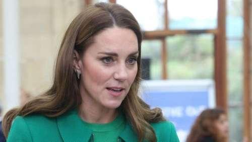 Kate Middleton en vert flashy et pattes d'eph : elle fait fureur pour sa dernière sortie avec William