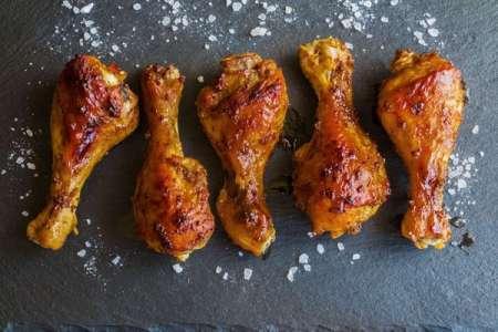8 recettes faciles avec une cuisse de poulet