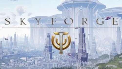 Skyforge – Concours PS4 Pack «Guerre Mécanoïde»