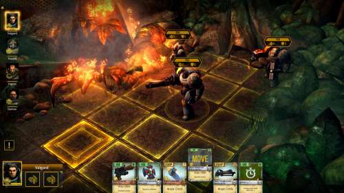 Warhammer 40,000: Space Wolf – Nouvelle interface