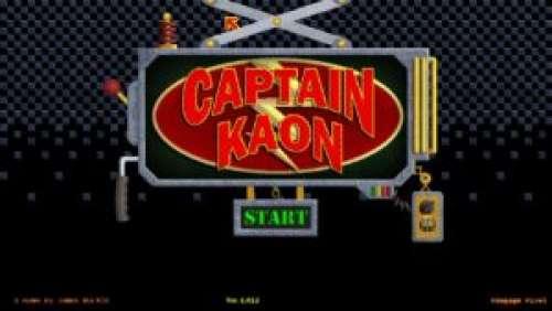 Captain Kaon – Attention à la gravité…